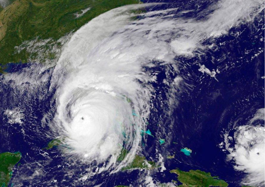 Hurricane Irma and Jose